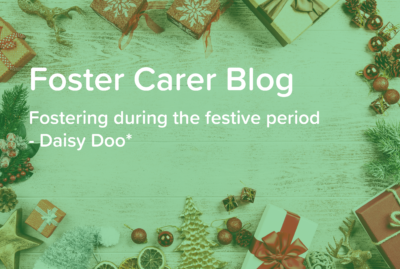 Fostering during the festive period